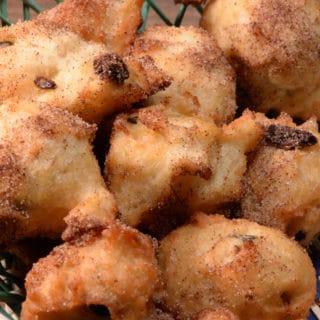 Lesotho cinnamon rolls