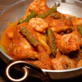 Liberian Chicken Gravy
