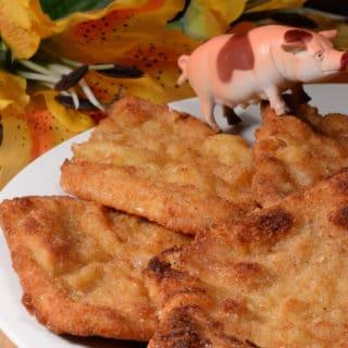 Liechtensteiner schnitzel