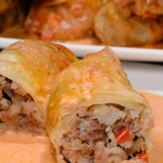 Lithuanian Cabbage Rolls