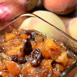 Malawian Fruit Chutney