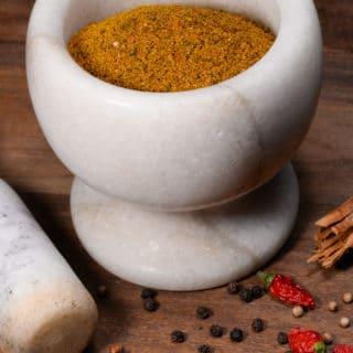 Malawian Curry Powder