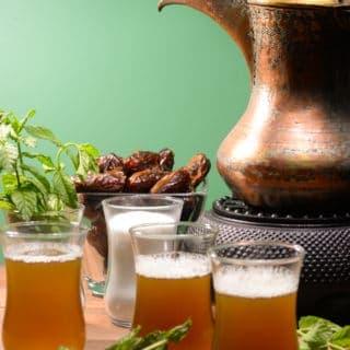 Mali and mauritania tea ritual