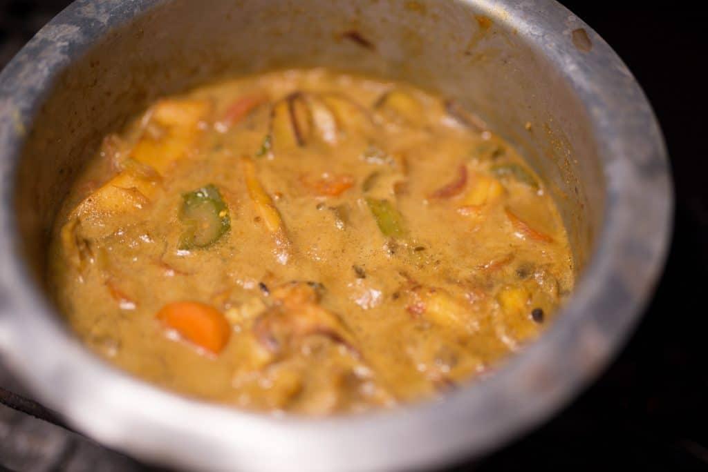 Calamari Curry