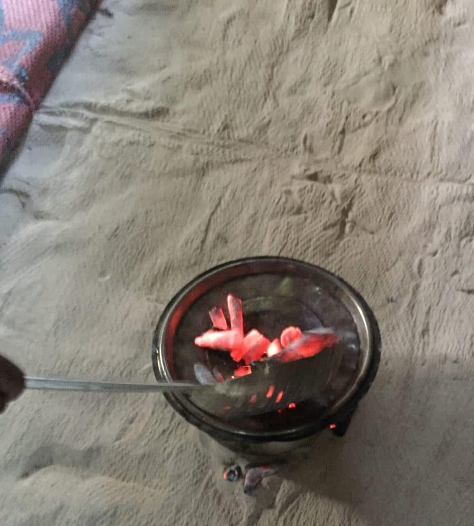 Zanzibar oven