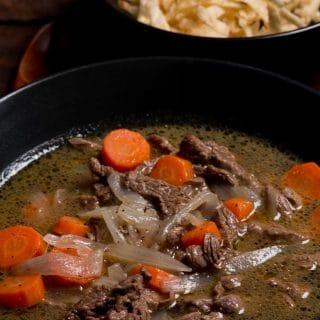 Mongolian Soup
