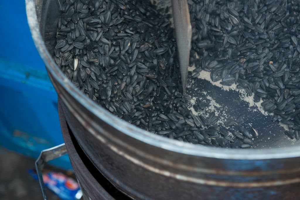 Chefchaouen roasted sunflower seeds