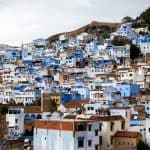 View of Chefchaouen