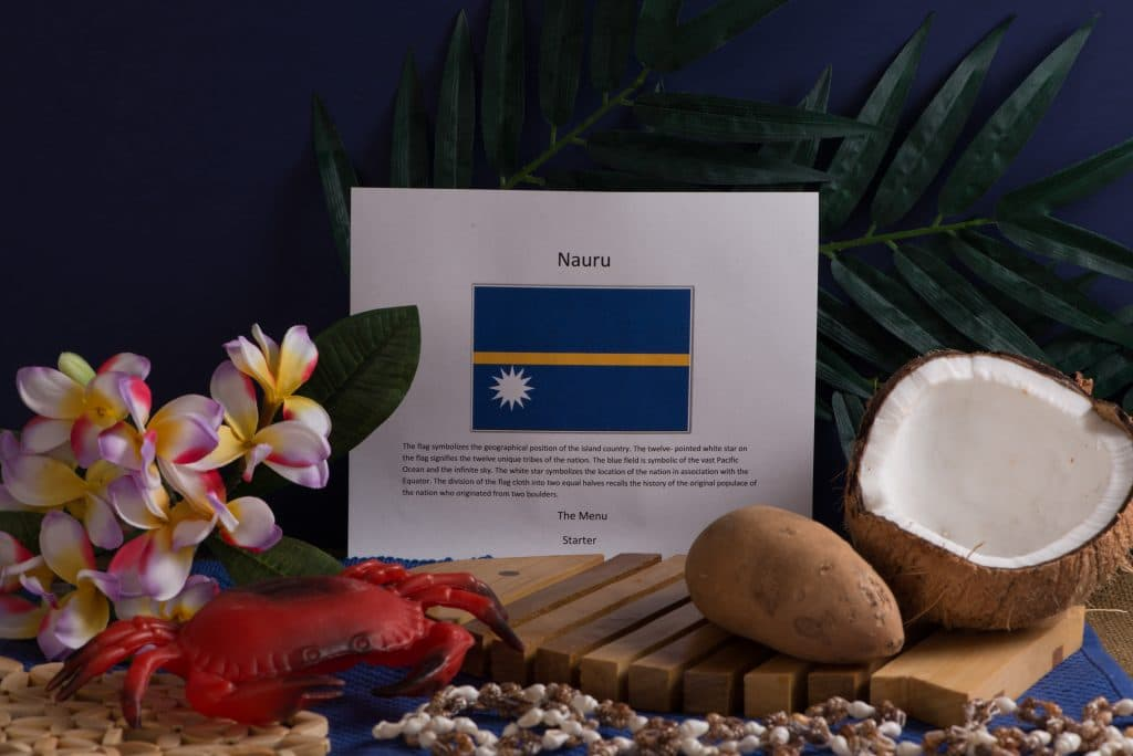 About food and culture of Nauru