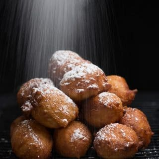Namibian Fat Cakes Recipe