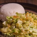 Pap and Fried Cabbage Recipe