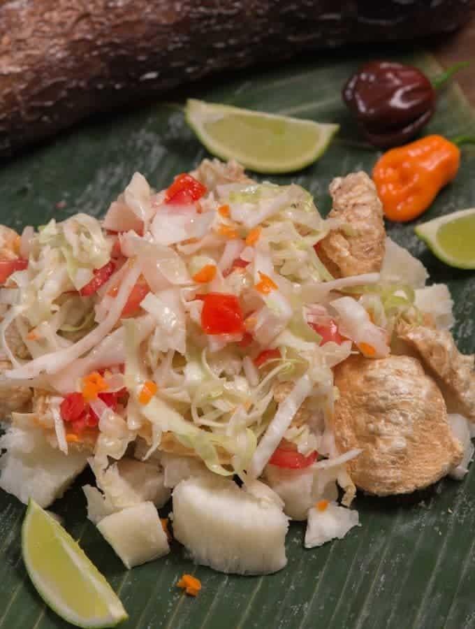 Nicaraguan Vigoron