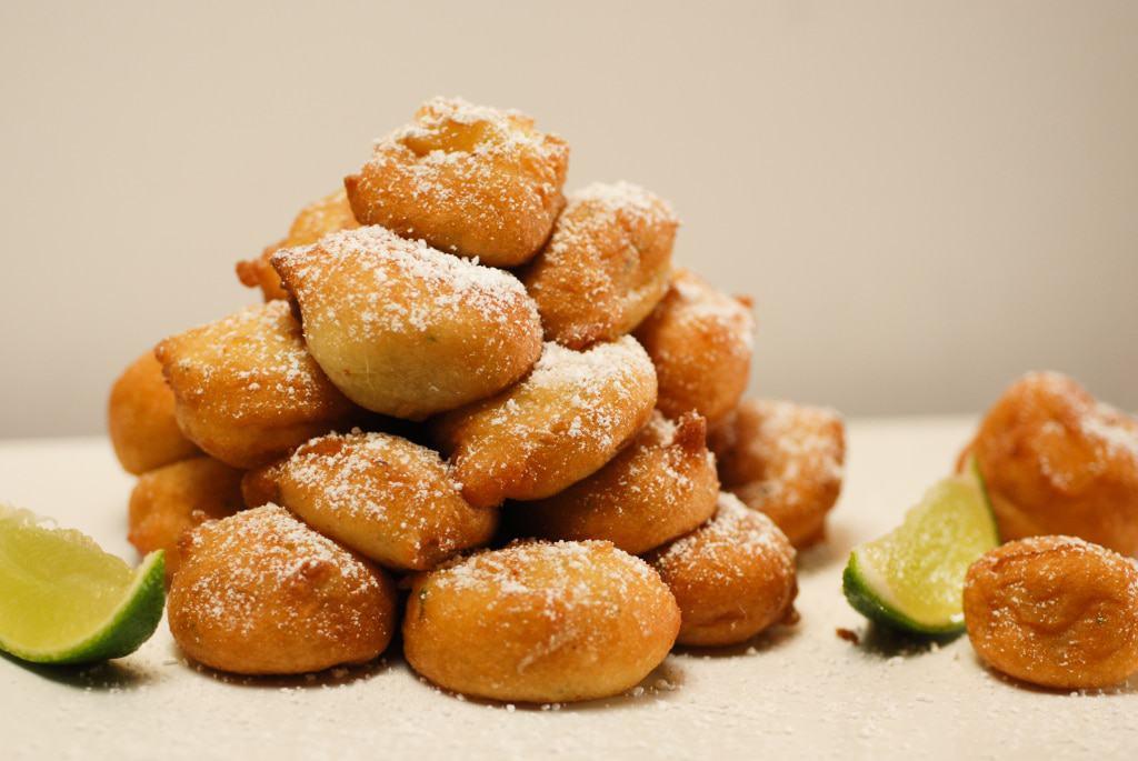 Beignets de bananes banana fritters international cuisine for African cuisine desserts