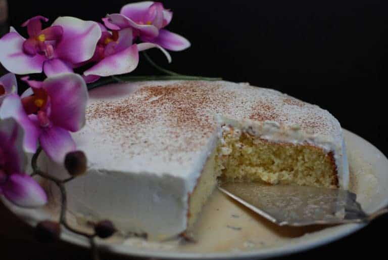 Costa Rica Tres Leches International Cuisine