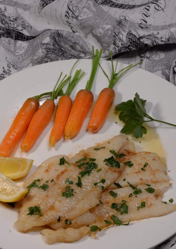 how to cook sole meuniere