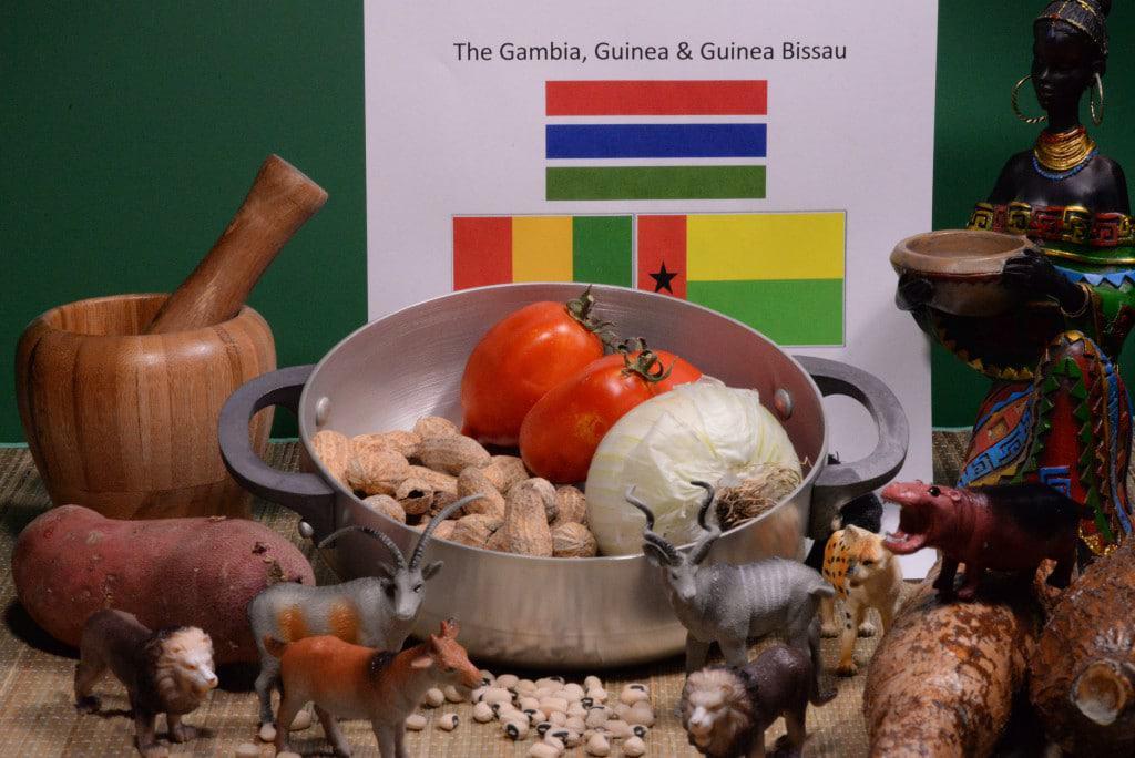 ... Journey to The Gambia, Guinea-Bissau & Guinea - International Cuisine