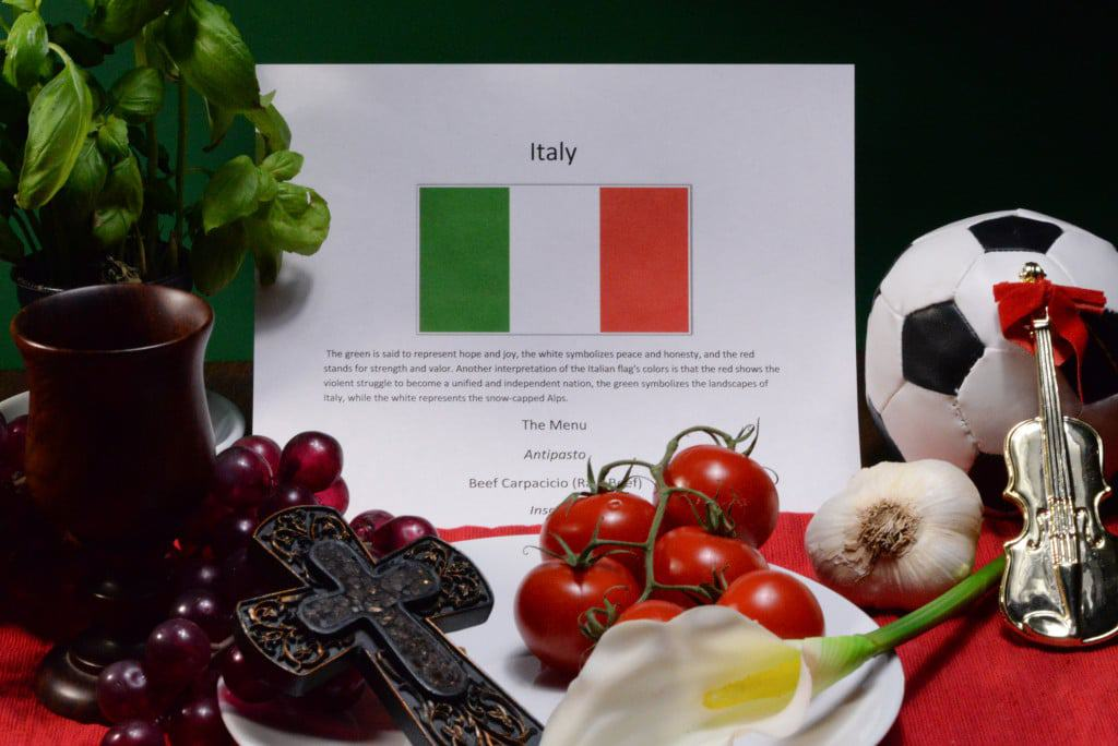 Our journey to italy international cuisine for Avventura journeys in italian cuisine