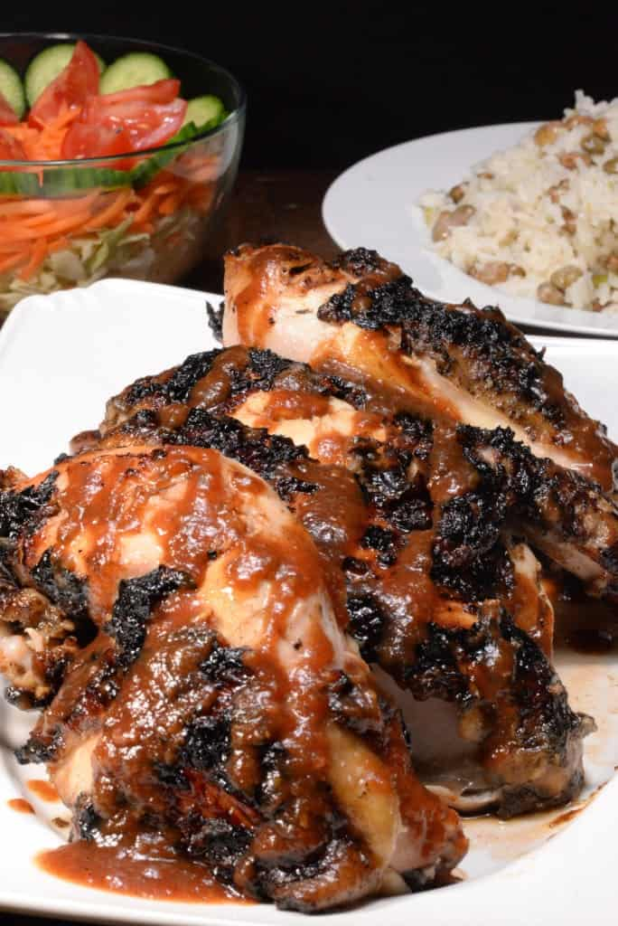 Jamaican Jerk Chicken Recipe — Dishmaps