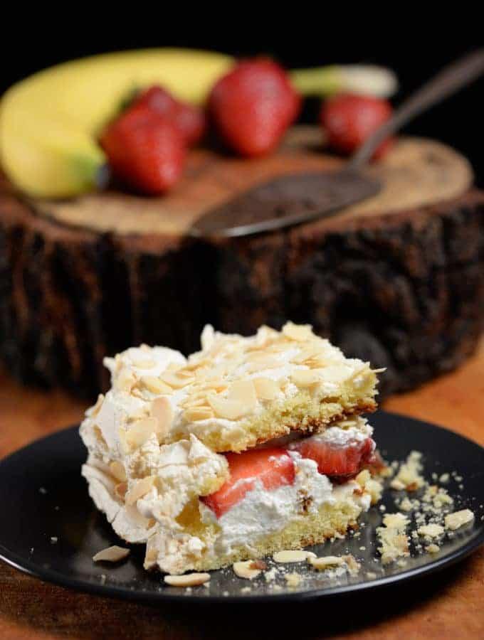 Norwegian worlds best cake