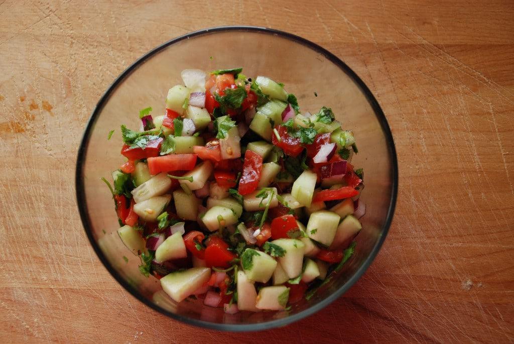 Afghan Salata