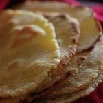 Algerian flat bread