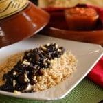 Algerian lamb and couscous