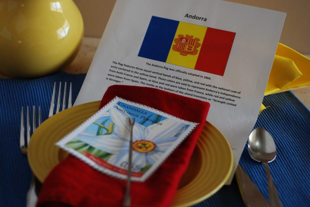 About food and culture of Andorra