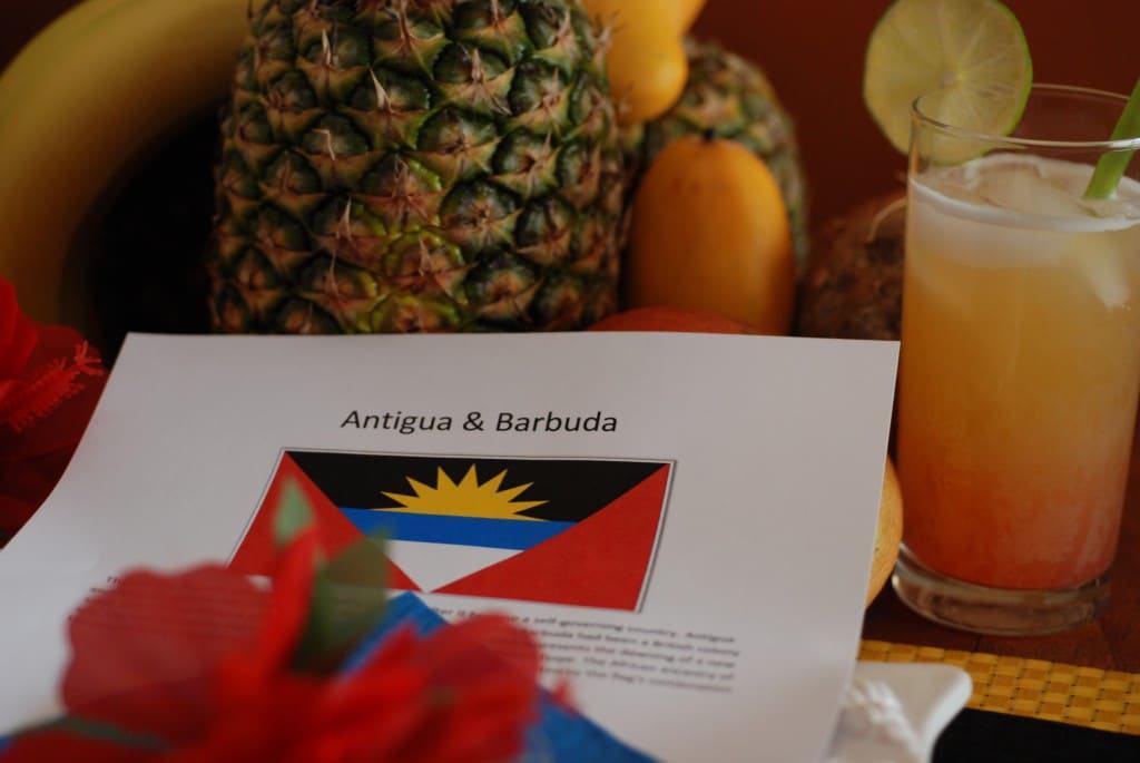 Antigua Cover