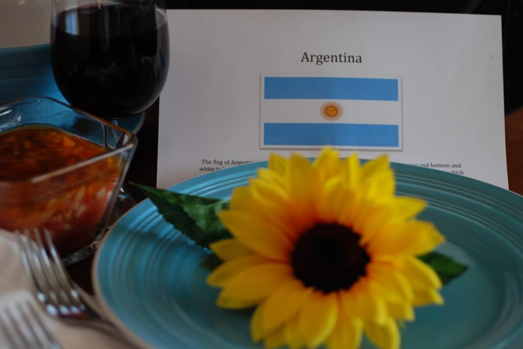 Argentina cover
