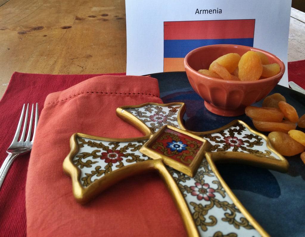 Armenia Cover