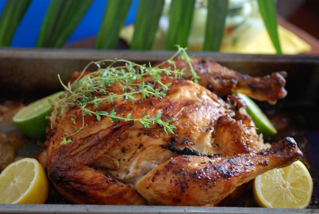 Bajan Chicken