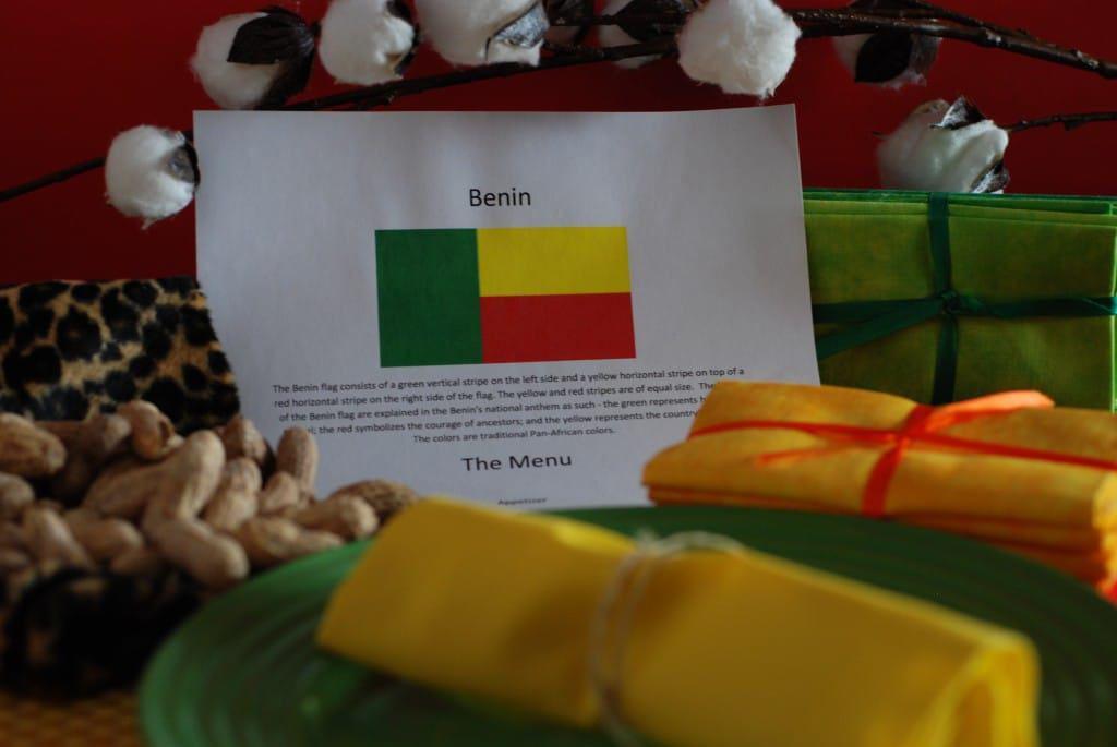 Benin Cover
