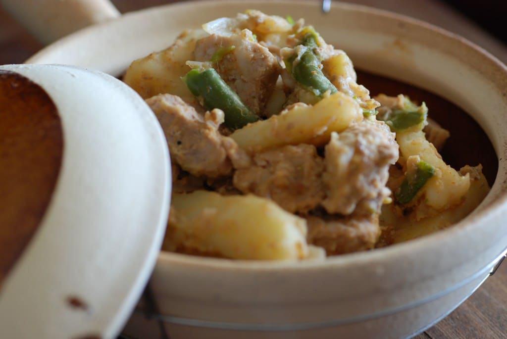 Bhutan pork