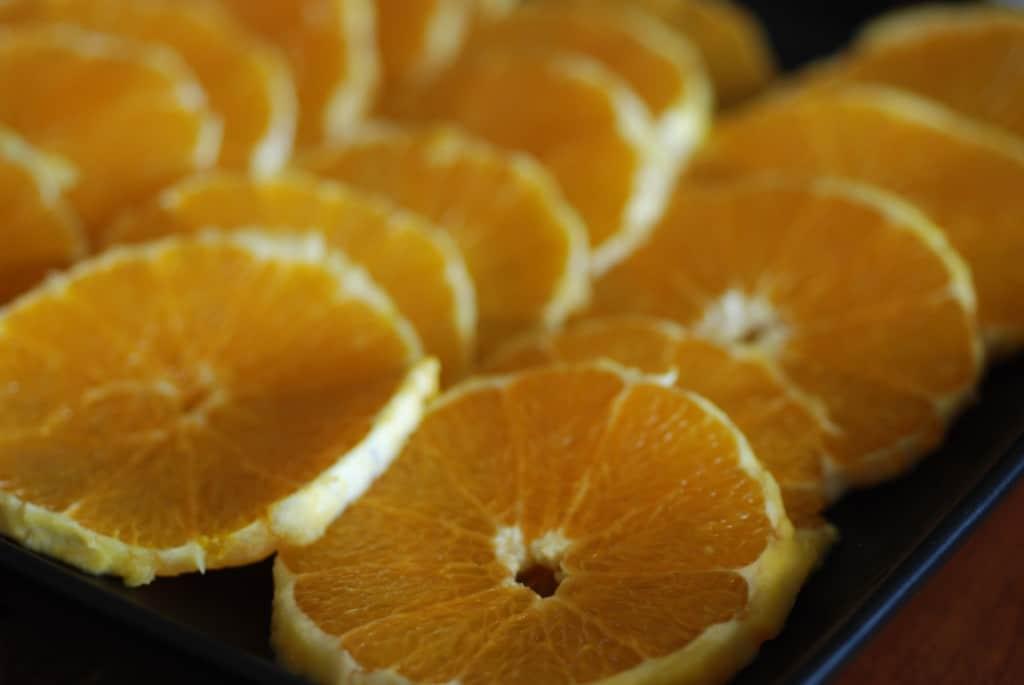 Brazil oranges