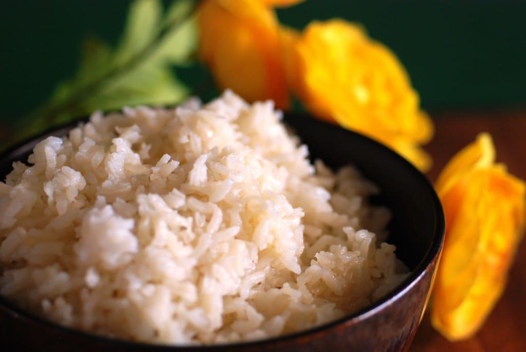 Brazil rice