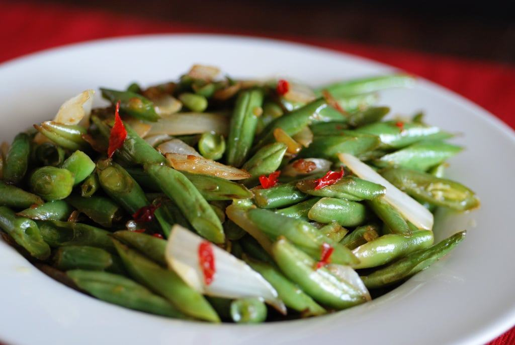Burkina Faso French Green Beans