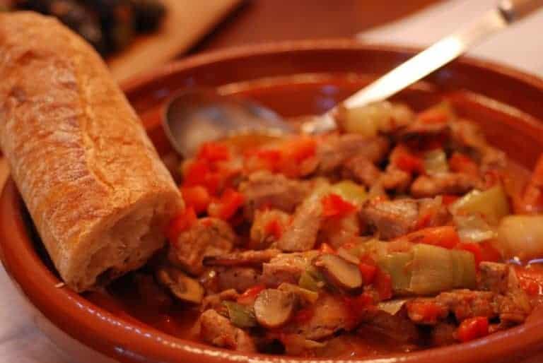 Kavarma Bulgarian Pork And Vegetable Stew International Cuisine