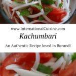 Burundi Kachumbari