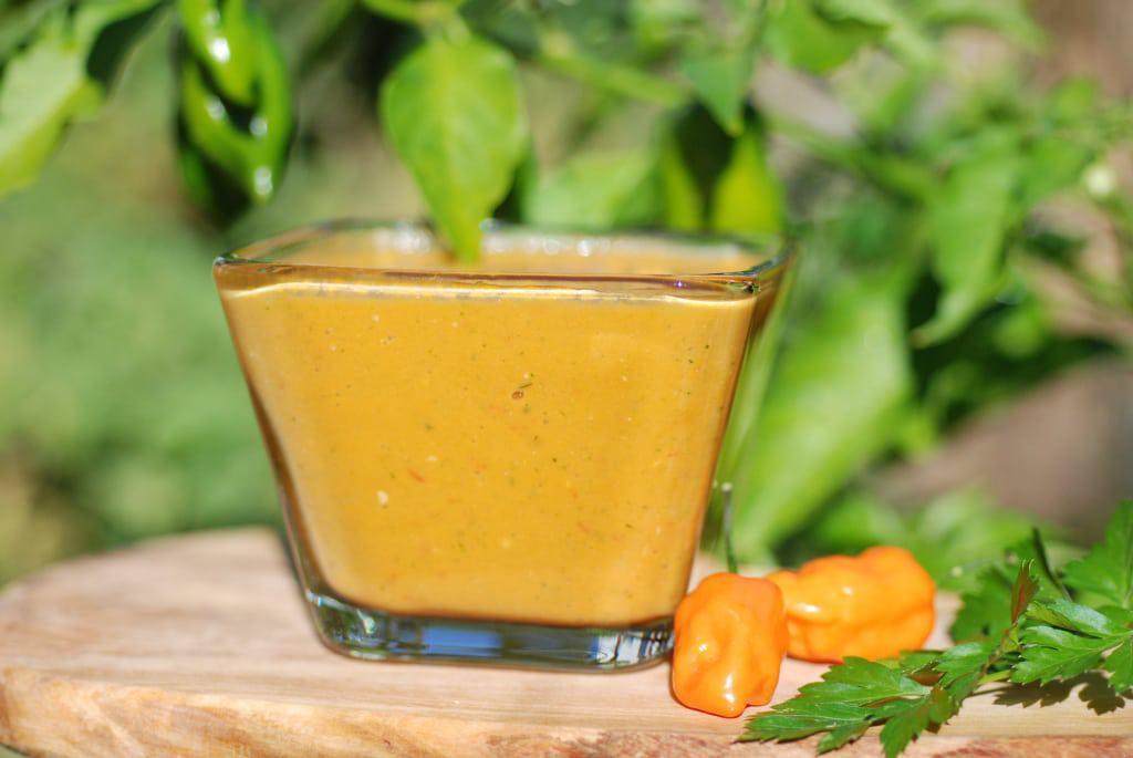Cameroon Pepper Sauce