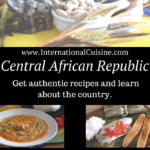 Pictures of food for Central African Republic