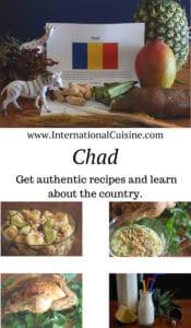 Chad Food