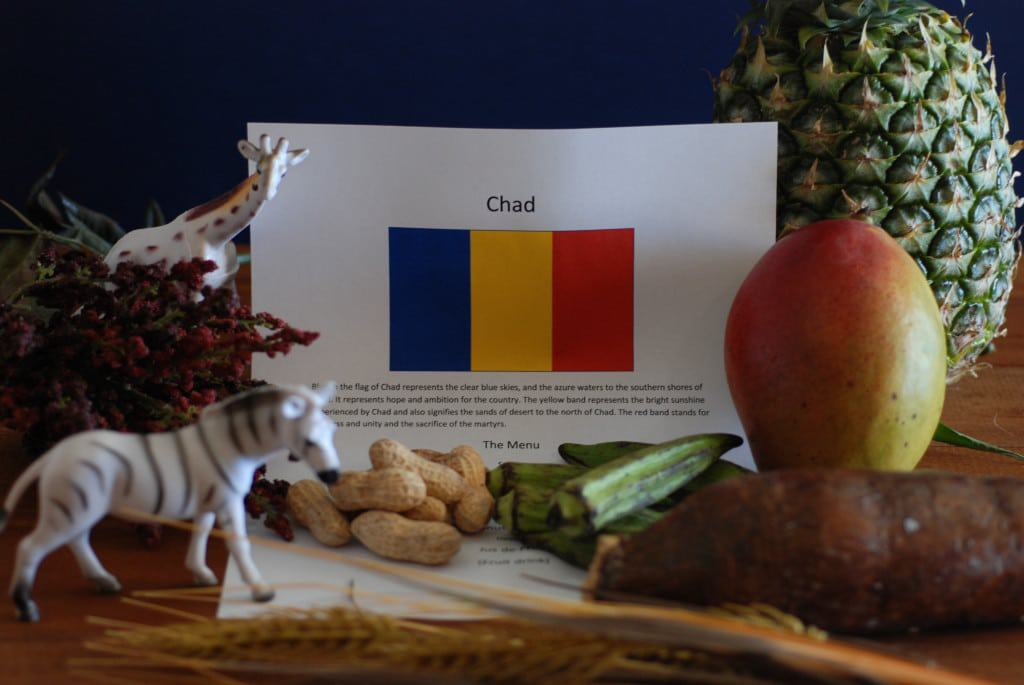 About food and culture of Chad