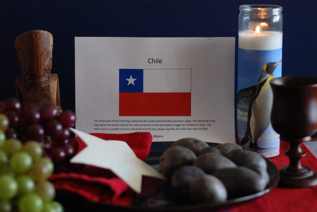 About food and culture of Chile