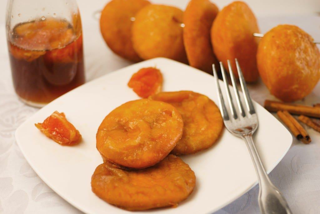 Chile Sopaipillas