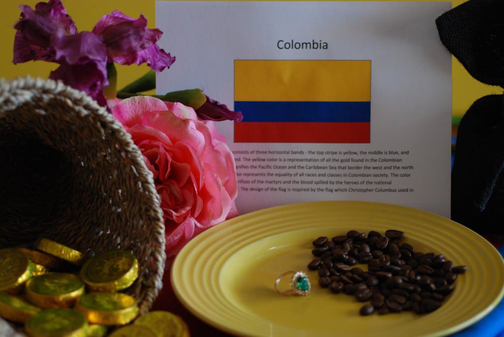 About food and Culture of Colombia