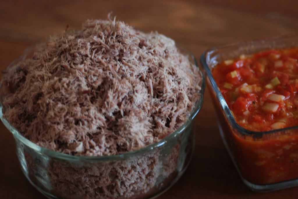 Colombia powdered beef