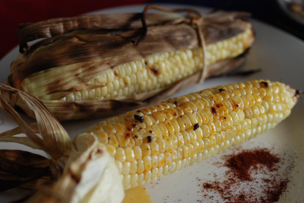 Chile Corn