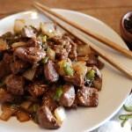 China Black Pepper Beef