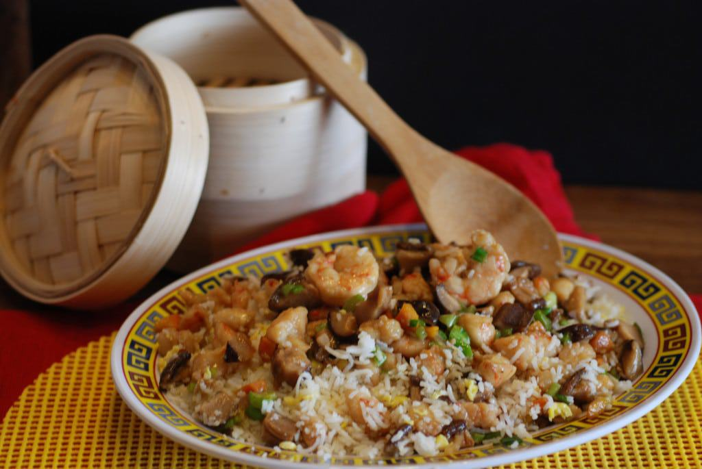 China Shrimp Fried Rice