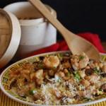 China Shrimp Fried Rice